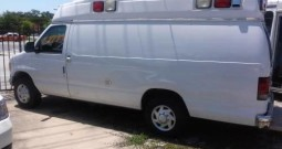 2007 Ford E350 Ambulance