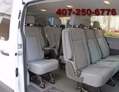2015 Ford Transit Wagon 350 XLT full