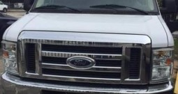2008 Ford E-Series Wagon E-350 SD XLT