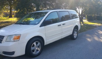 2008 Dodge Grand Caravan SE (Reduced) full